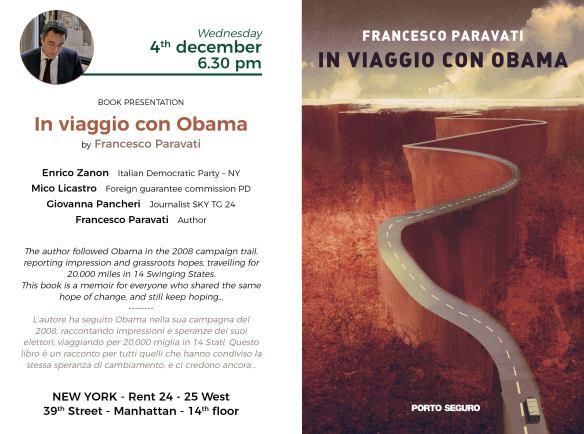 invito Obama New York last