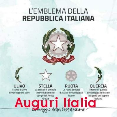 Simbolo Repubblica Italiana